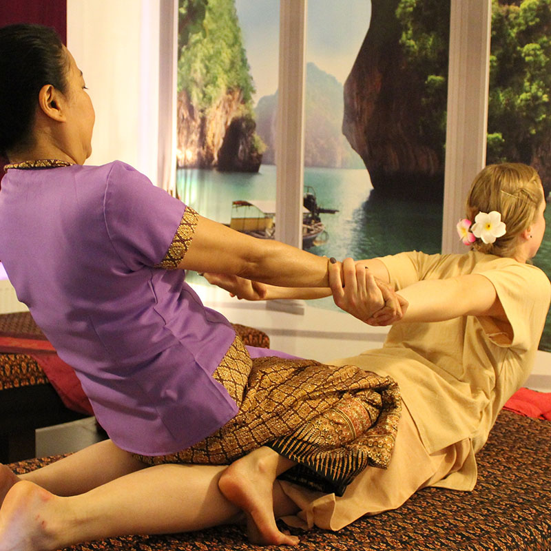 Thai Massage traditionell
